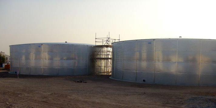 Емкость 126 м³
