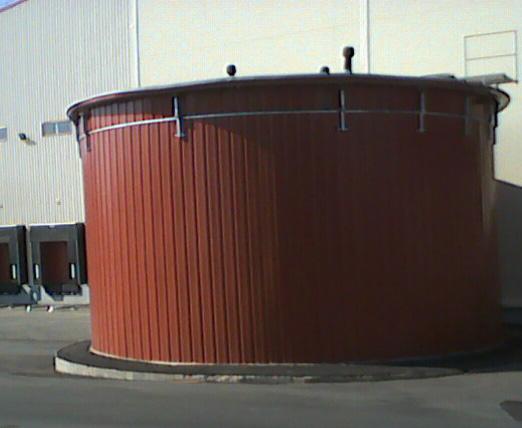 Емкость 243 м³