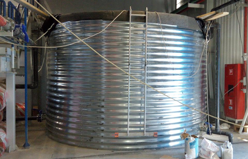 Емкость 50 м³