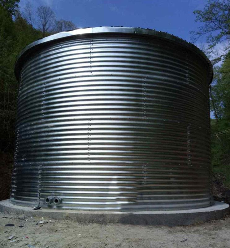 Модульная емкость 200 м³